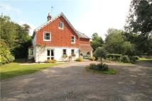 Detached property in Hurstwood Lane...
