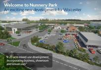 property for sale in Nunnery Park, Nunnery Way, Worcester, WR5 2LG