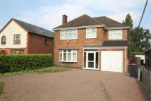 4 bed Detached house in Coventry Road...
