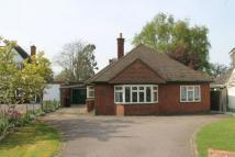 Detached Bungalow for sale in Shilton Road, Barwell