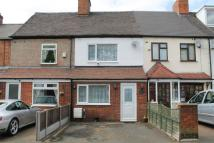2 bedroom Terraced property for sale in Wood Street, Wood End...