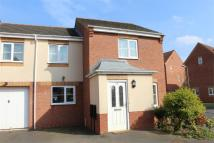 3 bedroom semi detached home for sale in Clover Way, Bedworth...