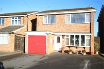 Detached house in Lupin Close, Burbage...