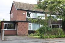 semi detached property in Covell Road, Poynton...