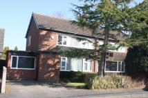 semi detached house to rent in Covell Road, Poynton...