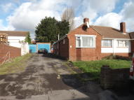 Semi-Detached Bungalow in Whitworth Close, Gosport...