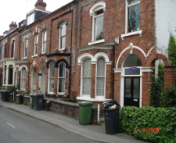 HANOVER SQUARE Terraced property to rent