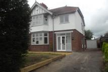 semi detached property to rent in Box Lane, Wrexham, LL12
