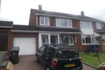 3 bedroom semi detached home in Belmont Road, Tamworth