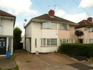semi detached property for sale in Longford Avenue, Bedfont...