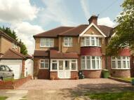 semi detached house in Somerset Waye, Heston...