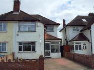 St Leonards Gardens  semi detached house to rent