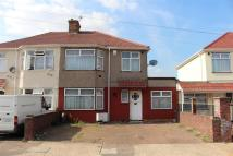 semi detached home in Manor Avenue, Hounslow...