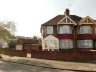 semi detached house to rent in Greencroft Road, Heston