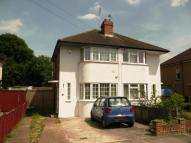 2 bed semi detached property for sale in Kingston Avenue, Feltham...