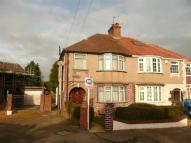3 bedroom semi detached property for sale in Eton Avenue, Heston, TW5