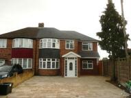 Southville Road semi detached house for sale