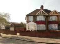 3 bed semi detached home in Greencroft Road, Heston...