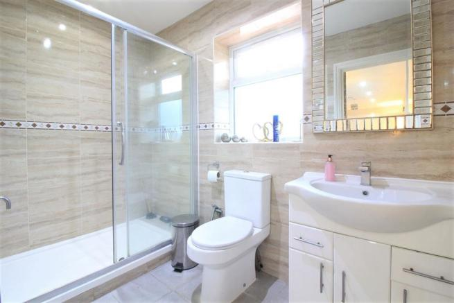 Downstairs Shower/ WC