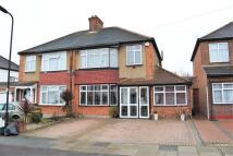 semi detached property for sale in Dorset Avenue...