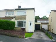 semi detached house for sale in 25 Dol Wen, Pencoed...