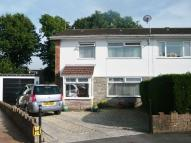4 bedroom semi detached home for sale in 11 Cefn Nant, Pencoed...
