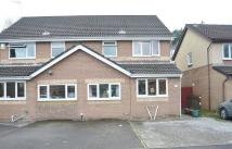 3 bedroom semi detached property for sale in 14 Heol Ewenny, Pencoed...