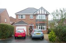 4 bedroom Detached home for sale in 5 Pant Ardwyn, Pencoed...