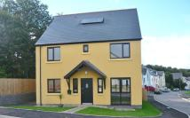 4 bed new property for sale in Plot 42 Duffryn Oaks ...