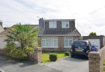 semi detached house in 22 Caer Berllan, Pencoed...