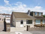 2 bed semi detached home in 23 Caer Berllan, Pencoed...