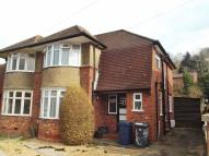 4 bedroom semi detached home to rent in CHAIRBOROUGH ROAD
