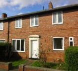 Terraced house in Annand Road, Gilesgate...