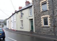 Terraced house in Lewis Street, Pontwelly...