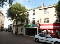 property to rent in Nott Square, Carmarthen