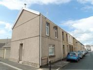 End of Terrace property in George Street, Llanelli