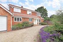 Detached house in Pound Lane, Marlow...