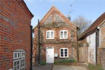 Detached property in West Street, Marlow...