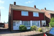3 bed semi detached house in Avondale Crescent...