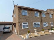3 bed semi detached property in Randall Close, Hopton...