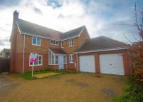 Detached property for sale in Freeman Close, Hopton...