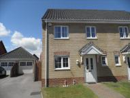 3 bed semi detached property for sale in Lord Montgomery Way...