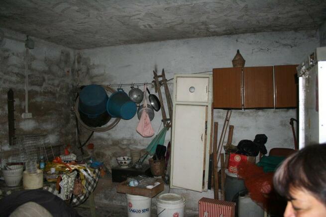 Potential kitchen