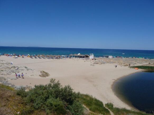 Valledoria Beach