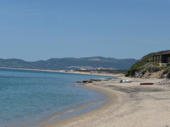 La Ciaccia Beach