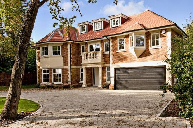 6 Bedroom Detached House For Sale In Elcot Lodge 3 Park Avenue