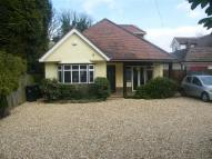 Chalet in New Road, Ferndown...