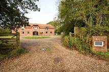 4 bed Detached house in Horton Road, Wimborne...