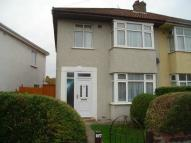 3 bed house in Ridgeway Road, Fishponds...