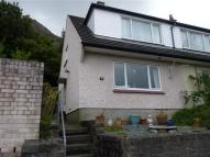 3 bedroom semi detached house for sale in Pendalar, Llanfairfechan